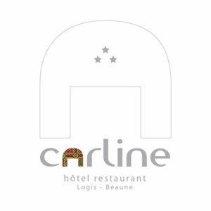 semi-marathon 2014 logo carline